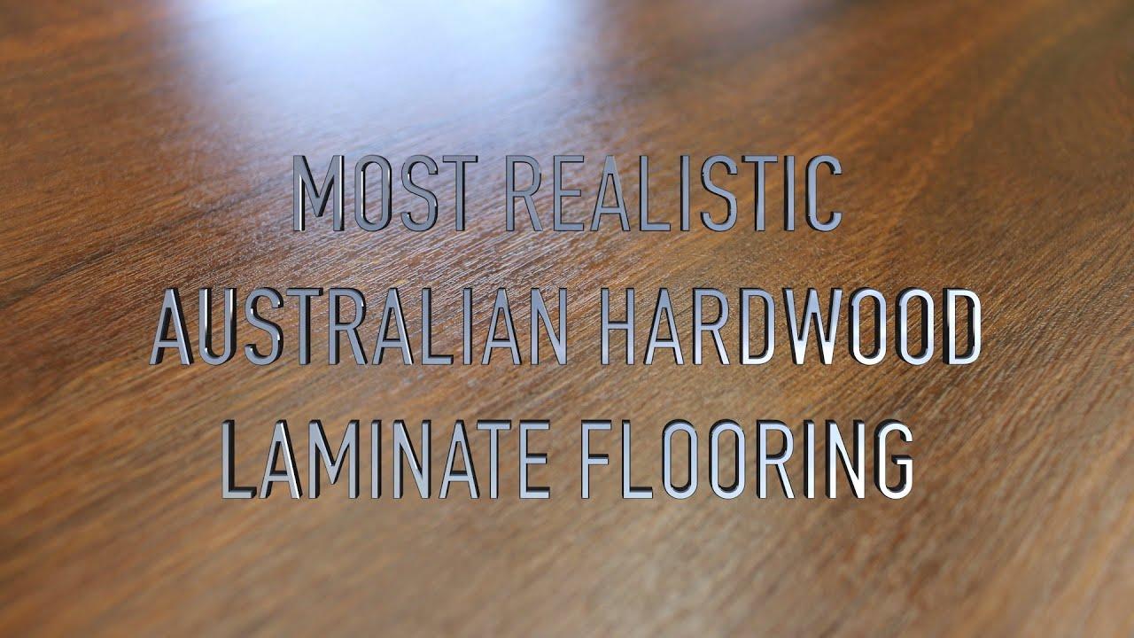 Evolution Australian Select Laminate Flooring 1080p