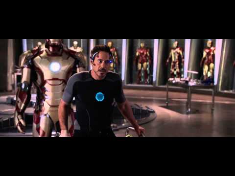 Iron Man 3 - Clip 5 'After New York' (1080p HD) 2013