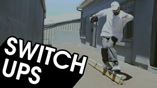 The Easiest 5 Switch Ups to Learn on Inline Skates