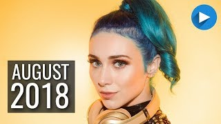 Neue Musik ► TOP 20 AUGUST 2018 | CHARTS AUGUST 2018