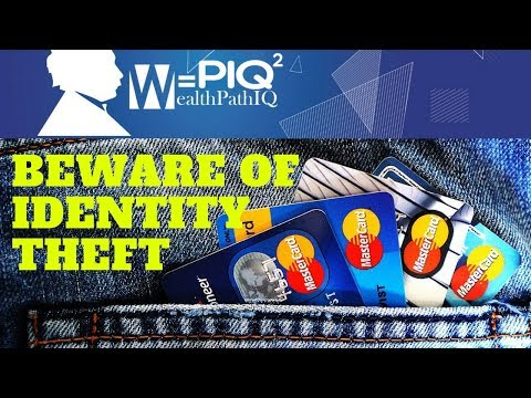 How To Stop Identity Theft | Identity Theft Definition