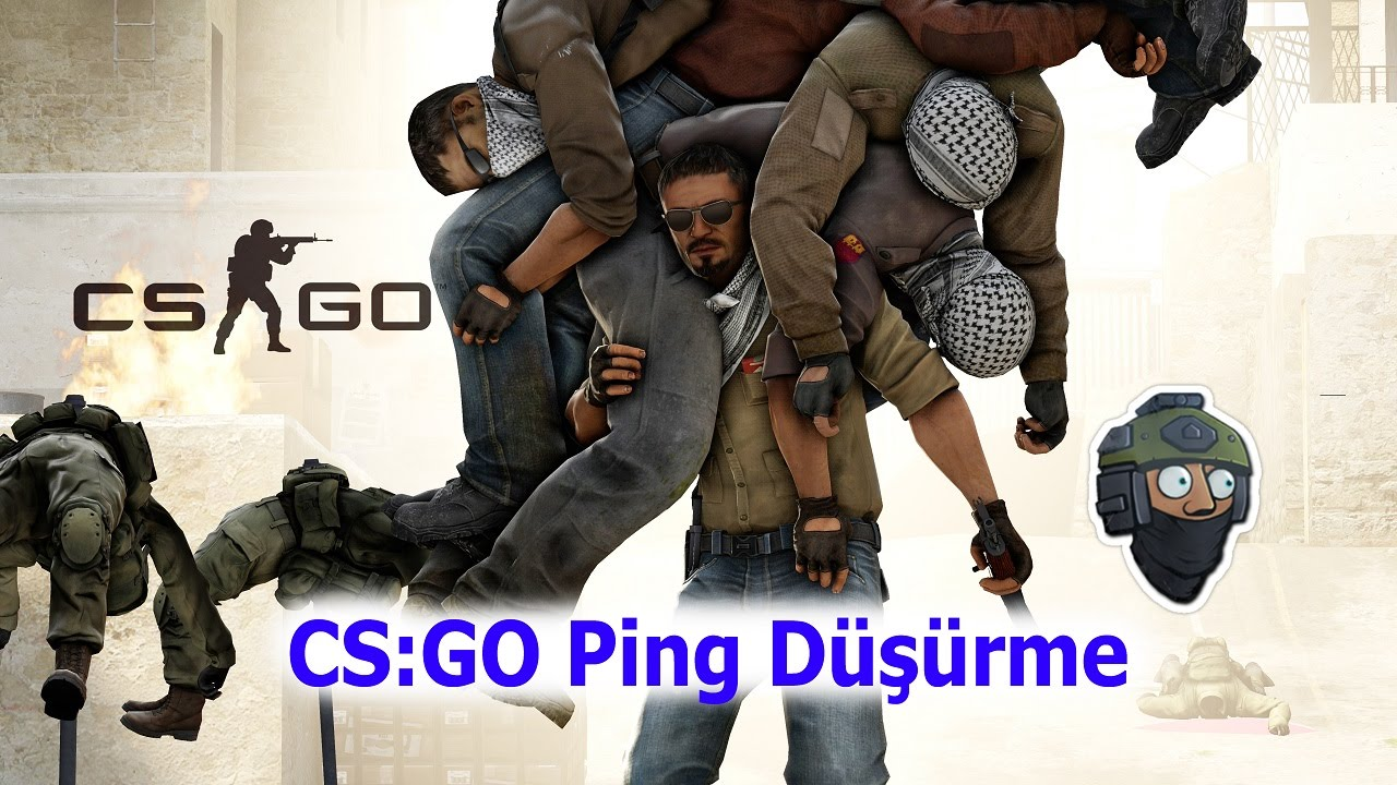 High ping ONLY in csgo Counter-Strike Global Offensive General Discussions