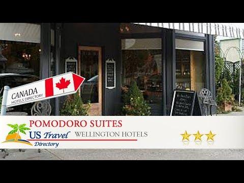 Pomodoro Suites - Wellington Hotels, Canada