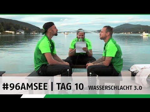 #96AMSEE | Tag 10 | Wasserschlacht 3.0 feat. Martin Harnik