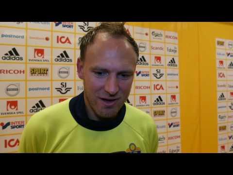 """Granqvist: """"En av de finaste stunderna i karriären"""" - TV4 Sport"""