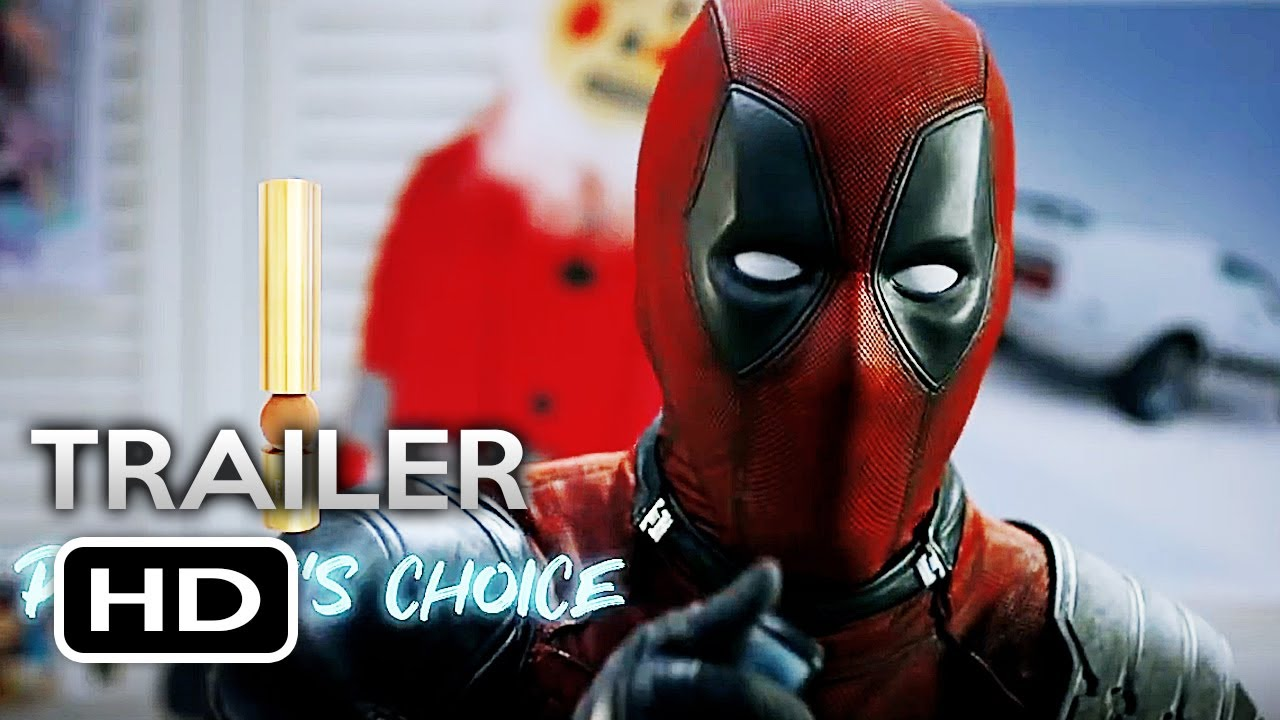 Deadpool Film Trailer Deutsch