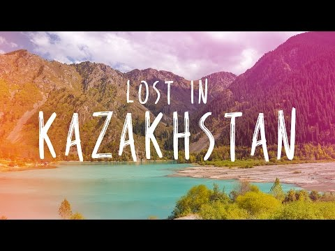 LOST IN KAZAKHSTAN 4K