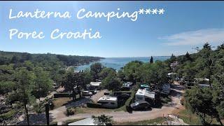 Camping Lanterna Porec **** - Paradise for active families