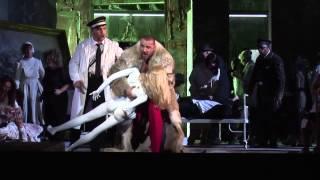 Oper: Der Troubadour - Il trovatore