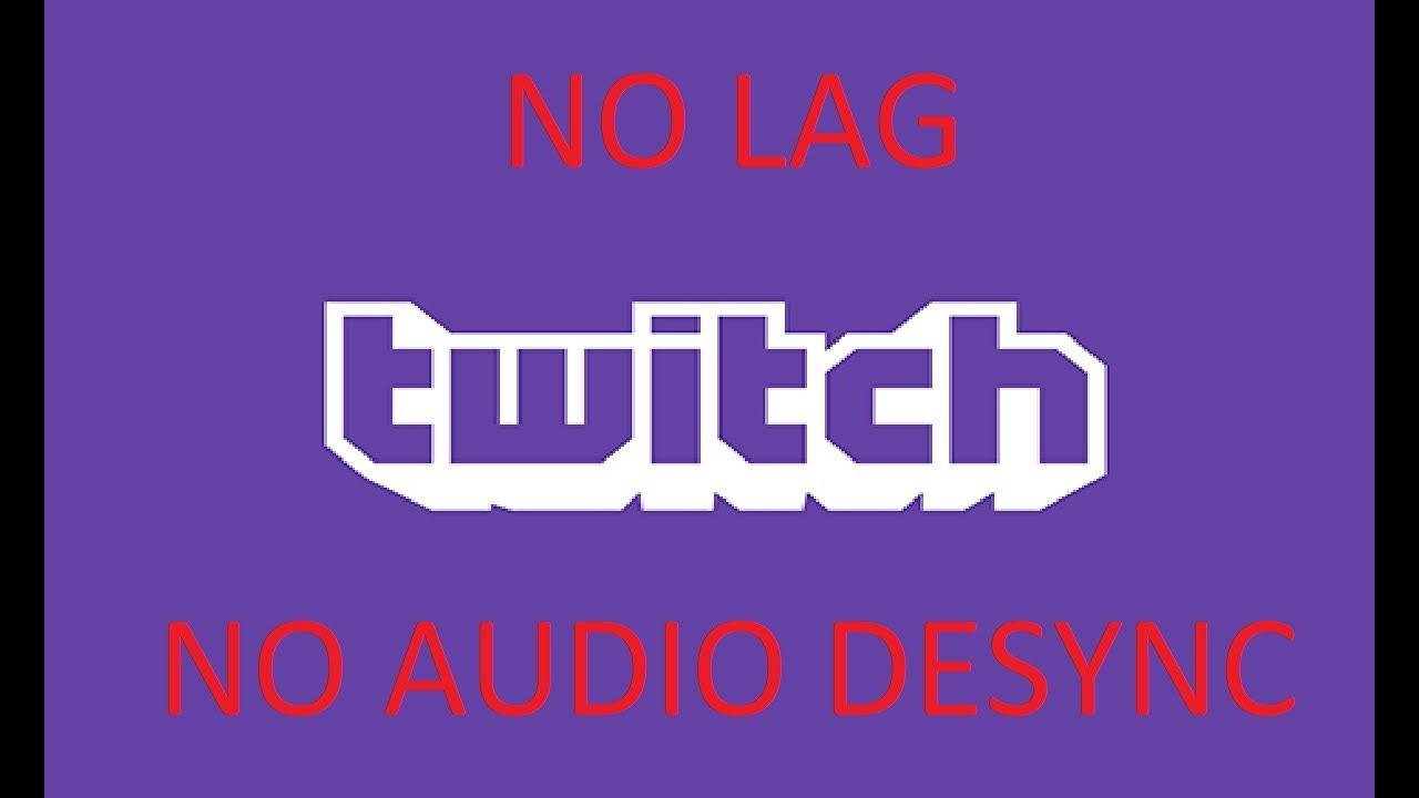 twitch videos stuttering and Desyncing audio | How To Fix | - YouTube