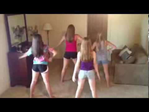 Swagger Jagger Cheer Camp Dance