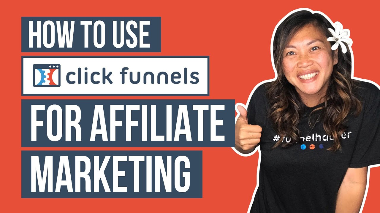How to Use ClickFunnels For Affiliate Marketing and redirect url