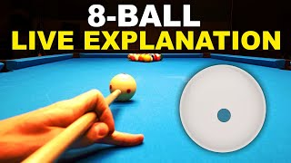 8-Ball Pool Live Play With Live Commentary | 4K