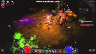 Diablo 3 Rhenho Flayer Frogs Zuni Piranahas