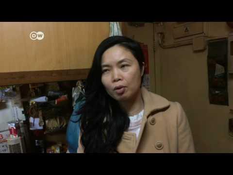 Hongkong - vivir en 12 metros cuadrados