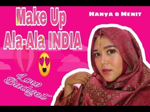 Tutorial Makeup Ala-ala INDIA 💃Asian Bridal Make Up Tutorial thumbnail