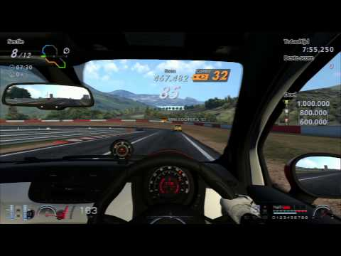 Gran Turismo 6 | Sierra Time Rally - Time Trial - Challenge 1