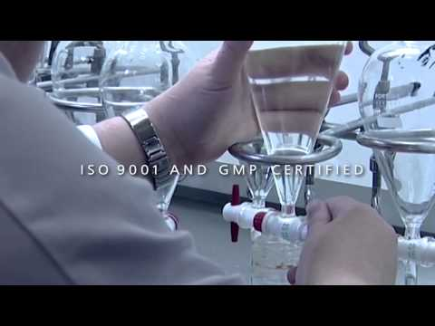 LYSI's new refining plant in Reykjavik Omega-3 Fish Oil