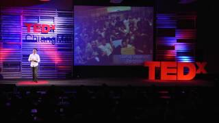 Coworking can change the world: Amarit Charoenphan at TEDxChiangMai 2013