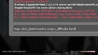 Как создать сервер в Left 4 Dead 2