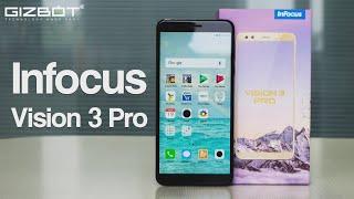 InFocus Vision 3 Pro first impression