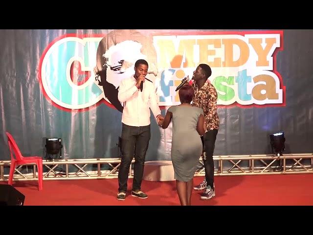 Obuwoomi bwoluganda ne Maulana and Reign Latest Uganda Comedy. comedy Fiesta.