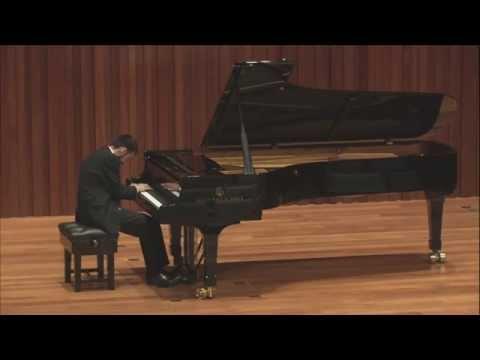 Boulez douze notations :: Alexander Soares, piano