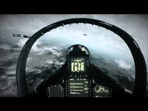 Battlefield 3 - Jet campaign mission