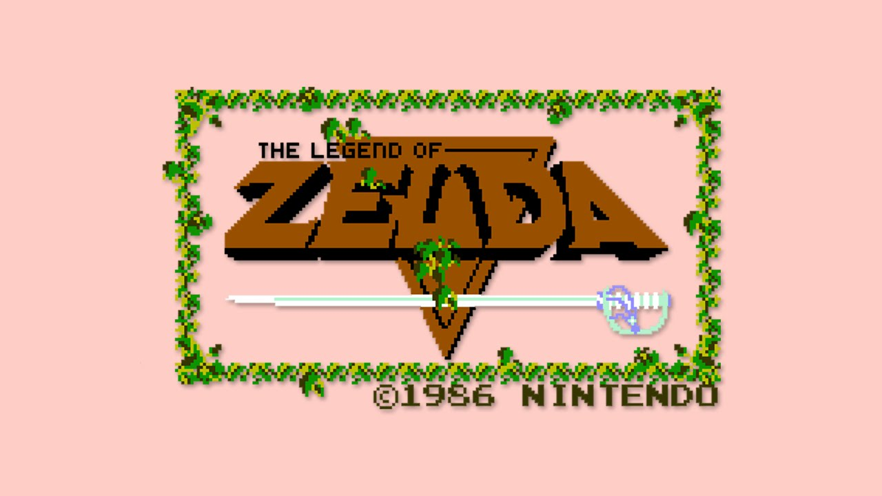 The Legend Of Zelda 1986 Nes No Commentary