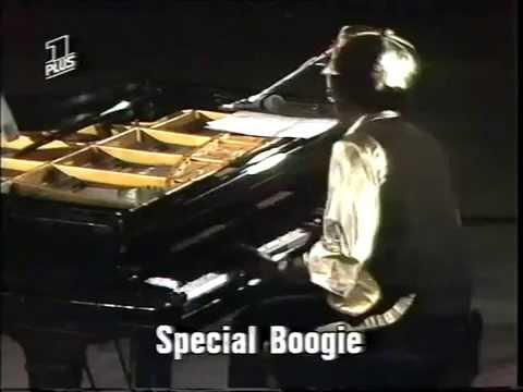 Johnny Guitar Watson - Special Boogie - Live 1975