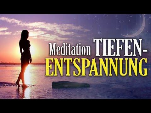 Meditation: Tiefe Entspannung (SOFORT Abschalten & Stress abbauen)