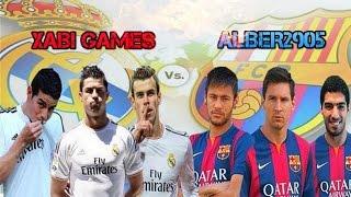 LIGA BBVA | Real Madrid vs Barca | Jornada 12 | El Clasico