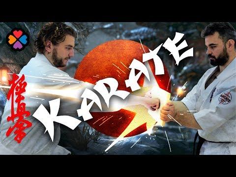 КУДА СХОДИТЬ В МОСКВЕ / Обучение каратэ - Школа Кёкусинкай!