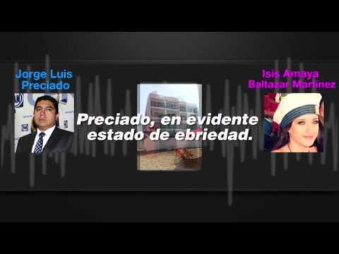 Jorge Luis Preciado se pone cachondo