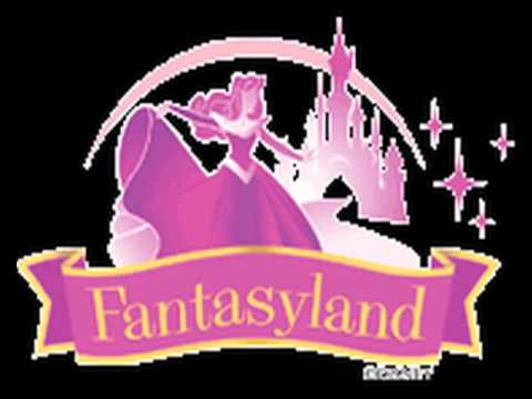 Disneyland Paris Park Music Medley