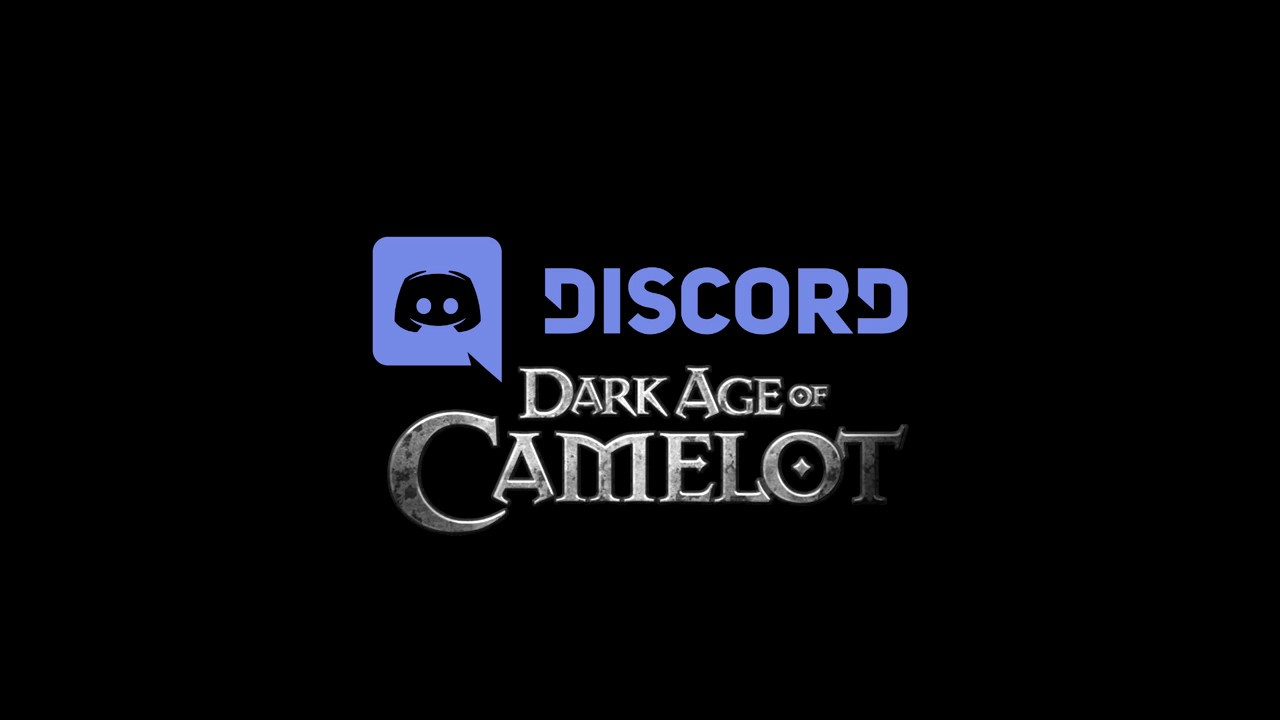 How to join the official DAoC Discord