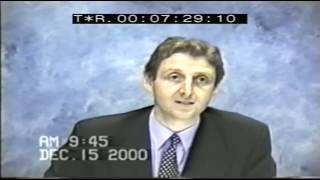 Ian Hudson Deposition (Paxil Suicide)