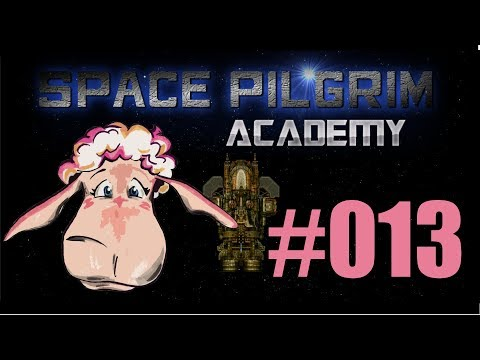 Let's Play Space Pilgrim Academy #13 | Flugmanövertheorie für Anfänger |  [Gameplay] [German]