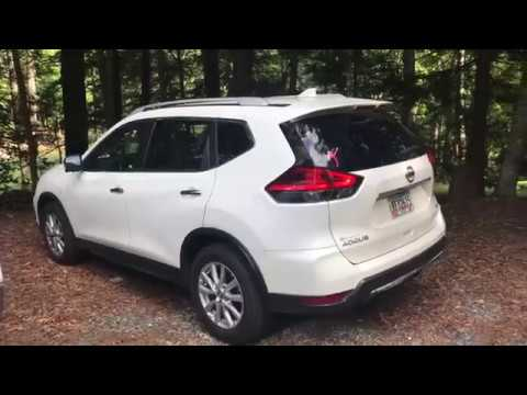 UpDaTe The things  I love and hate about my 2017 Nissan Rogue SV owner review pov walkaround