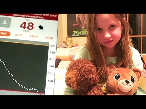 🏥 EMERGENCY 4 A.M. LOW BLOOD SUGAR TREATMENT FOR TYPE 1 DIABETIC!!! 💉