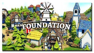 #1 | Foundation | Wunderschöner Stadtbau | 2019