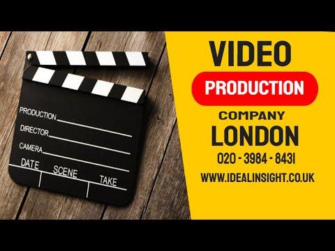 Video Production Agency London   Film Production Companies London