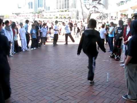 9.5.09 Random shuffle meet @ darling harbour