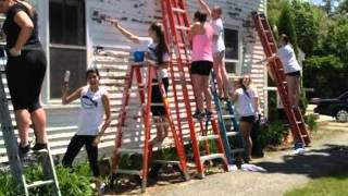 Wilmington High School Class Of 2014 Community Service Project
