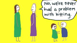 Parenting: Illustrated with Crappy Pictures book trailer
