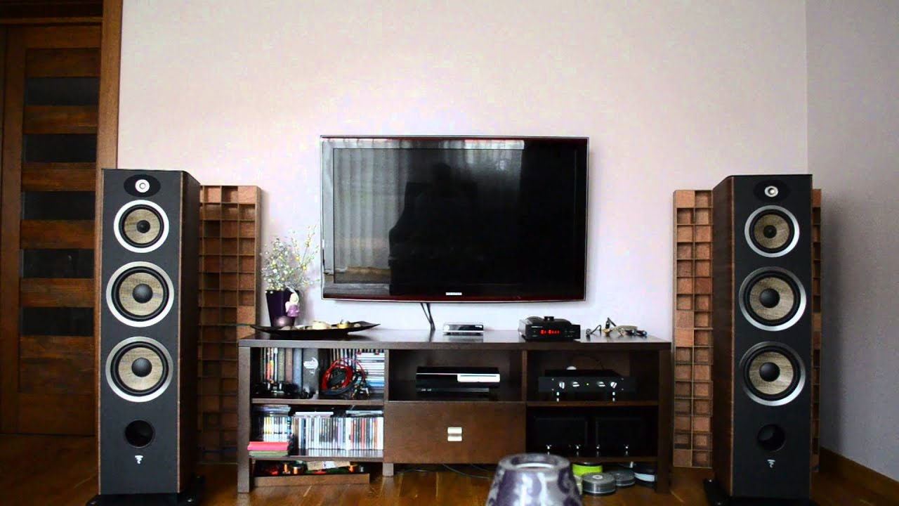 focal aria 948 after 120 hours from new youtube. Black Bedroom Furniture Sets. Home Design Ideas