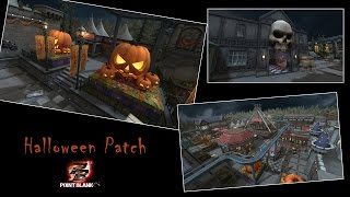 Garena Point Blank - Halloween Patch (October 2014)
