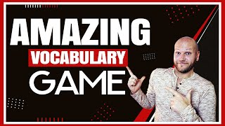 ESL English Games | Amazing vocabulary game - all age levels! | The ESL Guy