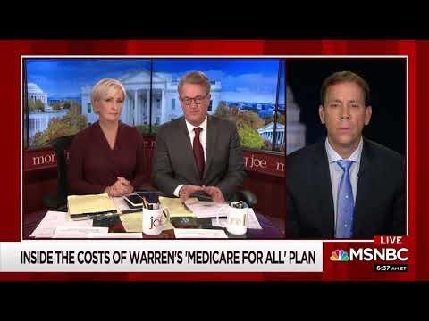 MSNBC's Rattner On Warren's Gov Takeover Of Health Care: Middle Class Will See A Tax Increase thumbnail