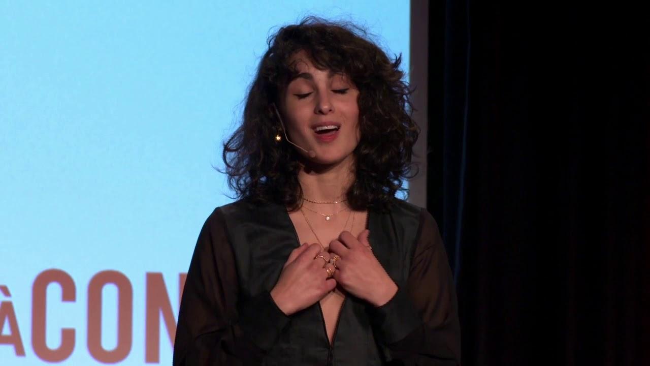 "Download ""A tous ceux qui, comme moi..."" | Barbara Pravi | TEDxEMLYON"